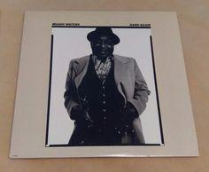 Muddy Waters - Hard Again, Vinyl LP Delta Blues Record Album 1977 #MuddyWaters