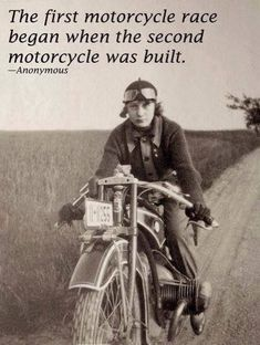 Motorcycles :)