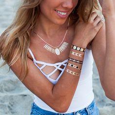 Geo-Elektra Bracelets