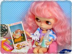Cute Zoe! | Flickr - Photo Sharing ❤️Welcome to my Blythe blog: http://www.heikeandreagrote.de/blythe.htm #blythe #blythedoll #blythecustom #heikeandreagrote #dolls #dollphotography #monchhichi #japan #doll #cute #kawaii #friends #fun #funny #pink #sweet #smile #art #cool #photo #pictureoftheday #photooftheday #bestoftheday #picoftheday #love #beautiful #happy #followme #follow #instaxmini8 #instax #fujiinstaxmini8