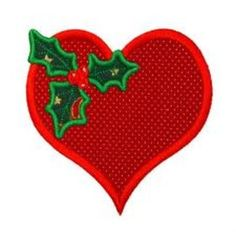 Christmas Heart.Pinterest