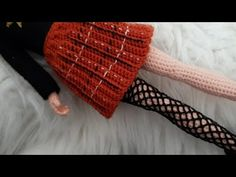 Handmade Soft Toys, Crochet Decoration, Barbie Friends, Crochet Dolls, Art Dolls, Socks, Birthdays, Youtube, Ideas
