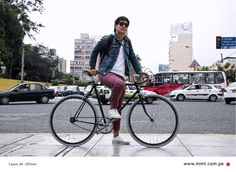 Andrick // Bicicletas // El Álbum rojo // MMT Photography & graphics