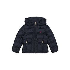 RALPH LAUREN Down aviator jacket 2-7 years (210 CAD) ❤ liked on Polyvore featuring kids, baby and baby boy