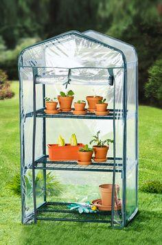 Mini skleník | VELKÝ KOŠÍK