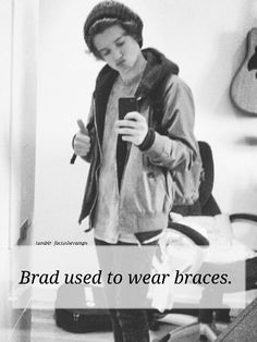 Bradley Simpson facts.. Not really sure if this is true?? But his teeth are perfect either way.