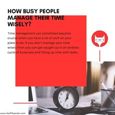 Time management is not a peripheral activity or skill. It is the core skill upon which everything else in life depends. Read More #entrepreneurship #sales Time Management, You Can Do, Entrepreneurship, Read More, Core, Activities, Learning, Business, Studying
