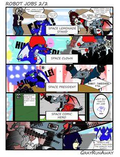 Robot Jobs pg. 2/2