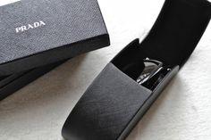 London Beauty Queen: A Classic Investment: Black Prada Sunglasses