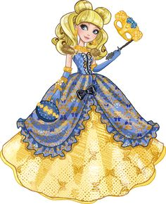 Ever After High - Thronecoming Blondie Locks