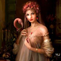 Arts numériques, Peinture numérique, Vecteur, Photoshop, Art déco, Art figuratif, Portraiture, Réalisme, Anges, Contes de fées, Femmes, Gothique, Mythologie classique, Nu, Santé & Beauté, Art Deco, Figurative Art, Portraiture, Realism