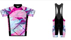 New limited edition scody tri chicks cycle kit ordered!
