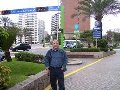 Paseando en Lima