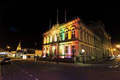 Town Hall, Huddersfield