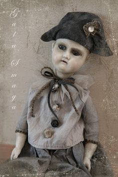 Toys In The Attic, Masquerade Ball, Cute Creatures, Vintage Dolls, Art Dolls, Shabby Chic, Palette, Flower Girl Dresses, Gallery