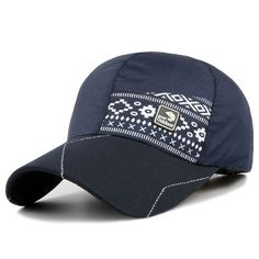 Men summer baseball cap quick dry men sun hat outdoor sports male hat cap fashion casual stroll man visor thin