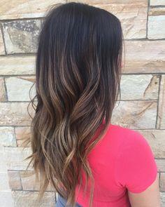 Balayage brunette balayage caramel balayage ombré long hair