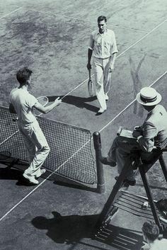 tennis vintage #TennisPlanet www.tennisplanet.com