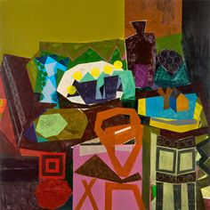 PAINTING: POWERS OF OBSERVATION: KEN KEWLEY — Notes on Color and Composition