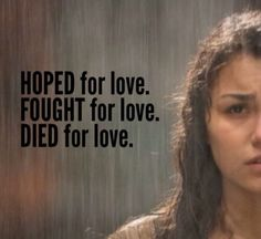 I know Eponine wasn't always the kindest person or the best person, but her story just makes me so sad. She is a product of her upbringing and despite the horror that were her parents, she took the lesson of love away from her upbringing and applied it to Marius, to her undoing.