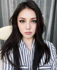 Korean Makeup Inspiration PONY Effect Nudie Glow Australia Korean Makeup Tips, Korean Makeup Look, Korean Makeup Tutorials, Asian Makeup, Korean Beauty, Asian Beauty, Korean Wedding Makeup, Pony Makeup, Pony Effect Makeup
