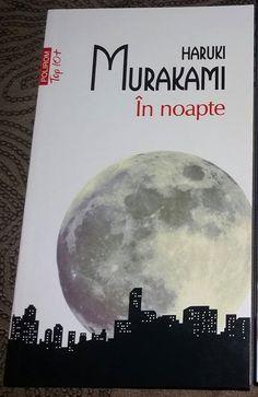 În noapte de Haruki Murakami, face parte din categoria colecţia TOP 10+ . Este genul de carte uşor de citit căreia ajungi să îi îndrăgeşti personajele
