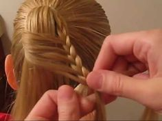 Not sure if I love this braid but worth trying once to see how it looks in real life.