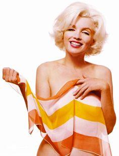 Marilyn Monroe, Bert Stern, 1962.