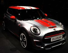 2015 Mini Cooper Countryman Jcw