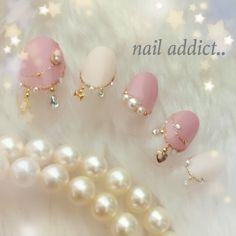 Maybe embellish one nail like this...