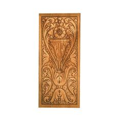 11 5/8 EMBOSSED PANEL for center of wainscoting maybe?