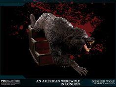 An American Werewolf in London by FritoFrito.deviantart.com on @DeviantArt