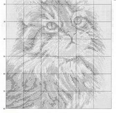 Gallery.ru / Фото #10 - 200 - markisa81 Cat Cross Stitches, Hand Embroidery Stitches, Cross Stitch Charts, Cross Stitch Embroidery, Cross Stitch Patterns, Crochet Patterns, Cat Room, Beaded Cross Stitch, Cross Stitch Animals