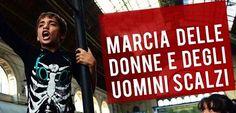 L' #ACCRI risponde all'appello che giunge da #Venezia. L'invito è quello a #marciare #scalzi per esprimere #solidarietà, #vicinanza, #rispetto nei confronti delle persone costrette a #migrare, ad affrontare #difficoltà per noi inimmaginabili, e chiedere fermamente ai Governi e alle Istituzioni il rispetto della #libertà e dell' #uguaglianza di ogni essere umano.