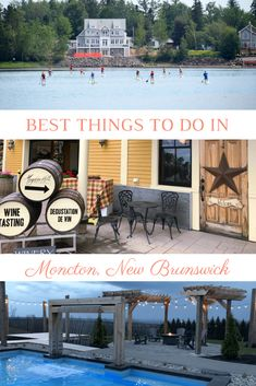 There's a lot to see and do in Canada's Maritime province: New Brunswick. Here are the highlights of # Moncton Nb, Visit Canada, Canada Eh, Backpacking Canada, New Brunswick Canada, Canada National Parks, East Coast Travel, Canada Holiday, Viajes