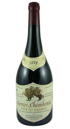 Gevrey-Chambertin Les Cazetiers 2009 Philippe Leclerc from Burgundy Wine Cellar.