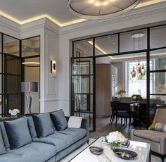 [New] The Best Home Decor (with Pictures) These are the 10 best home decor today. According to home decor experts, the 10 all-time best home decor. Glass Room Divider, Living Room Divider, Interior Design Living Room, Living Room Designs, Living Room Decor, Room Dividers, Living Room Ideas 2019, Classic Interior, Luxury Living