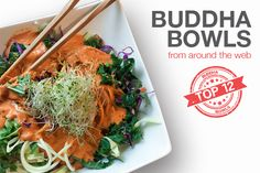 Our Favourite Buddha Bowls Around The Web - Active Vegetarian