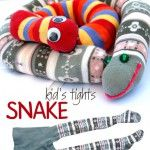 Kid's+Tights+SNAKE
