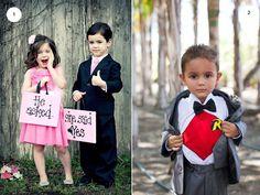 Especial Dia das Crianças | Daminhas e Pajens