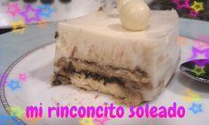 Mi rinconcito soleado: Tarta rápida dede queso con galletas al chocolate