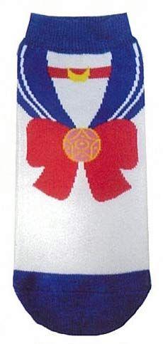 MOONIE MERCH OF THE DAY: OFFICIAL SAILOR MOON SOCKS! Buy here https://plus.google.com/109215160495354832782/posts/JfnAhkKunui #SailorMoon