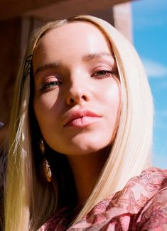 "Ahead of the latest release of ASOS Magazine, ""Teen Vogue"" has your first look at some of the images from the summer issue, which features Dove Cameron. Asos Magazine, Blond, Dove Cameron Style, Dove Cameron Lips, Teen Vogue, Celebs, Celebrities, Cameron Boyce, Woman Crush"