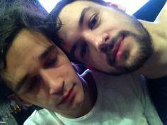 Ross and Matty The 1975 Matthew Healy, Matt Healy, Ross Macdonald The 1975, Matty 1975, 1975 Band, George Daniel, Him Band, Light Of My Life, Lord