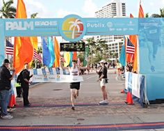 Join the excitement of the Eau Palm Beach Marathon this weekend! Runners and spectators can enjoy a course that winds along the picturesque Intracoastal Waterway with no shortage of beautiful views.