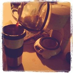 coffee makes life fun in more ways than one.  it brings us together and warms the soul