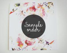 Sample order Self adhesive Removable Wallpaper Wall