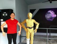 Ria-3PO #LegoStarwars  #LegolandMalaysia