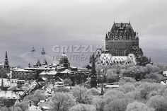 Québec 1930 Cathedral, Building, Travel, Voyage, Buildings, Cathedrals, Viajes, Traveling, Trips