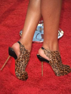Christian Louboutin Markesling *Louboutins are like lingerie for your feet. I hope to own a pair one day...Le sigh.
